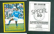 Careca (Napoli) Rare Italian Issue 1988 Football! New Grande Calcio n.80
