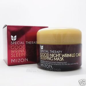 MIZON Good Night Wrinkle Care Sleeping Mask 75ml