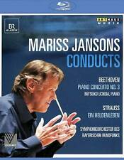 Jansons Conducts Beethoven & Strauss, New DVDs