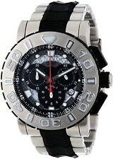 Mens Invicta 6310 Reserve Ocean Hawk Black SWISS Chronograph 48mm Watch Nt1