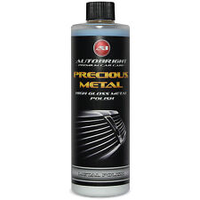 Autobright Precious Metal High Gloss Metal Cleaner & Polish Wheels & Exhausts