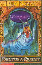 Deltora Quest 1 Book 6: The Maze of the Beast by Emily Rodda (Paperback, 2000)