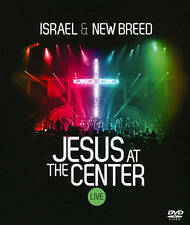 Israel and New Breed: Jesus at the Centre - DVD New Unopened