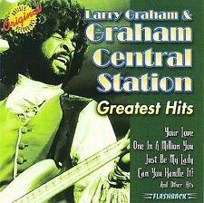 Larry Graham & Graham Central Station Greatest Hits, GRAHAM,LARRY, Good