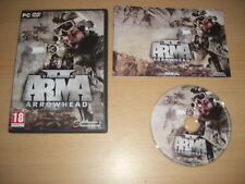 Arma II 2-Operation Arrowhead Standalone Expansion PC DVD ROM