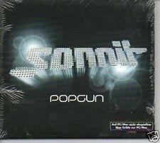 (M960) Sonnit, Popgun - 2002 sealed CD
