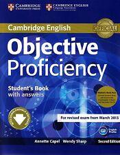 Objetivo de habilidad 2nd Ed Libro del alumno Pack con clase Cds examen de 2013 Nuevo