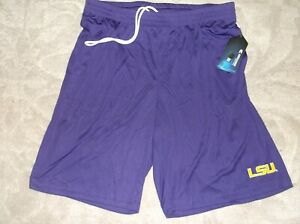 LSU Tigers Colosseum Shorts Men's Large nwt Free Ship