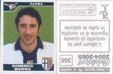CALCIATORI PANINI 2004-05 -Figurina-sticker N.355* PARMA-MORFEO*NEW