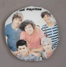 ***CLEARANCE SPECIAL!!! New ONE DIRECTION 1D REVERSIBLE Round Filled Cushion