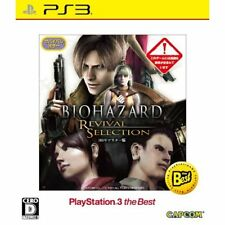 Used PS3 BIOHAZARD REVIVAL SELECTION Best Japan Import