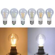 E27 12V 3W/4W/6W COB LED Filament Bulb Home Hight Brightness Replacement Light