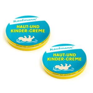 Kaufmanns crème de la peau et les enfants , 75ml / Pack of 2