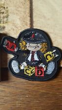 Ac dc Patch angus young. Embroided Patch