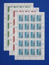 United Nations - 2001 Dag Hammarskjold MNH sheet set