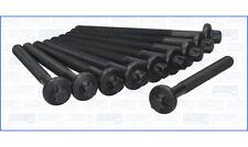 Cylinder Head Bolt Set PEUGEOT 206 16V 1.0 61/65 D4D (9/2002-2/2007)