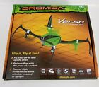 Dromida Verso Drone QuadCopter Green The Drone You Can Fly Upside Down Open Box.