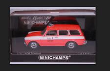 VW 411 Variant 1966 Fire Brigade 430055395 1/43 Minichamps