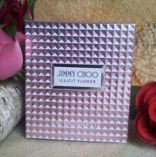 JIMMY CHOO - ILLICIT FLOWER - 40ml EAU DE TOILETTE Spray - Damen EDT - NEU