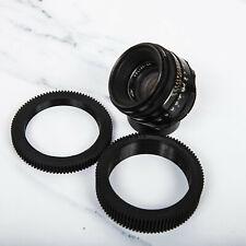 Cine Anamorphic Mod Part  - Seamless Follow Focus lens gear ring for Helios 44-2