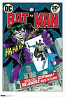 Batman Classic Comic Book 24x36 Poster The Joker DC Comics