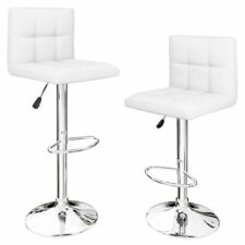 LANGRIA Faux Leather Stools Bars