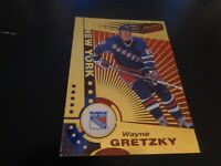 1997-98 Pacific Dynagon Hockey #78 Wayne Gretzky - New York Rangers  HOF - EX-MT