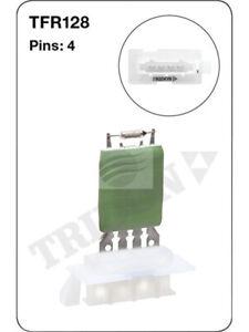 Tridon Heater Fan Resistor Holden Barina Combo Xc 4 Pin (TFR128)