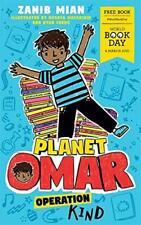 Planet Omar Operation Kid World Book Day 2021 By Zanib Mian
