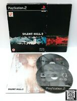 Silent Hill 2 Special Ed ~ Sony PlayStation 2 PS2 ~ Horror *Very Good Complete*