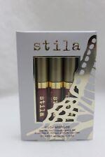 Stila Stay All Day Liquid Lipstick in Nude Attitude Set 3 Shades New in Box