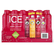 Sparkling Ice Fruit Frenzy Variety Pack 17oz, 24pk