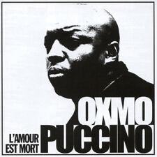 Oxmo Puccino - L'amour est Mort (3xLP // LTD // NEUF)
