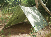 Snugpak All Weather Shelter Coyote Tan Nylon UV Resistant Travel Tent 61675