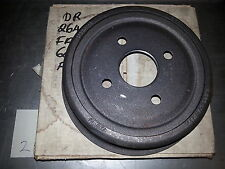 Brake Drum  Front  Ford Falcon 1960-66  DR2640 Safeline Brand NOS