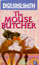 The Mouse Butcher (Puffin Books), King-Smith, Dick, Good Book