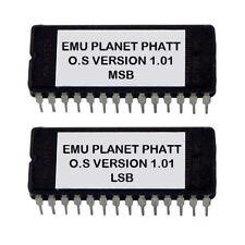 E-mu Planet Phatt Version 1.01 firmware OS update