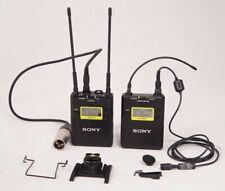 Sony Uwp-D11 Lavalier Wireless (Uc14: 470 to 542Mhz) & Sony Ecm44BmpMicrophone