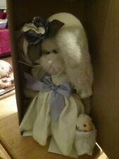 "Retired Bearington Bears Collection Plush TULIP & DUCKY 14"" NEW w/Original Box"
