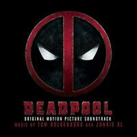 Deadpool (Original Motion Picture Soundtrack) - Junkie XL (NEW CD)