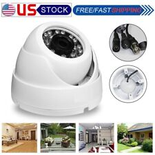 800tvl 960h 2.8mm Wide Angle Lens 24ir Night Vision Vandal Weather Proof Dome Security CCTV Camera