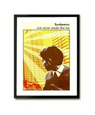Sunbeam, Vaselines, Nirvana inspired Art Print