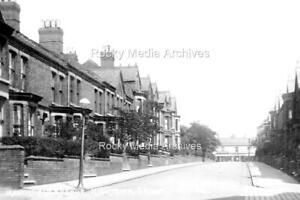 Bsd-3 Street View, Heathfield Avenue, Hightown, Crewe, Cheshire. Photo
