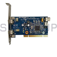 Used & Tested FW-PCI3201 REV 1.1 Acquisition Card