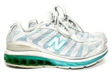 New Balance Zip 8505 Green White Womens Running Athletic Shoes sz 8.5D W8506ST