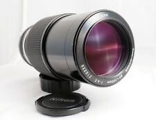 Nikon Zoom Nikkor 80-200 mm f/4.5 lens PLEASE READ
