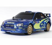 Tamiya 47372 1:10 RC Subaru Impreza WRX 2004 (TT-01E) 300047372