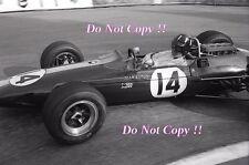 Graham Hill Lotus 33 Monaco Grand Prix 1967 Photograph 1