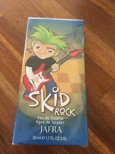 Jafra Skid Rock Eau De Toilette 1.7 fl oz 50ml for Boys Agua Tocador Niños 👦🏻