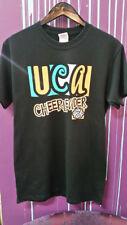Ladies Small UCA Cheerleader Shirt